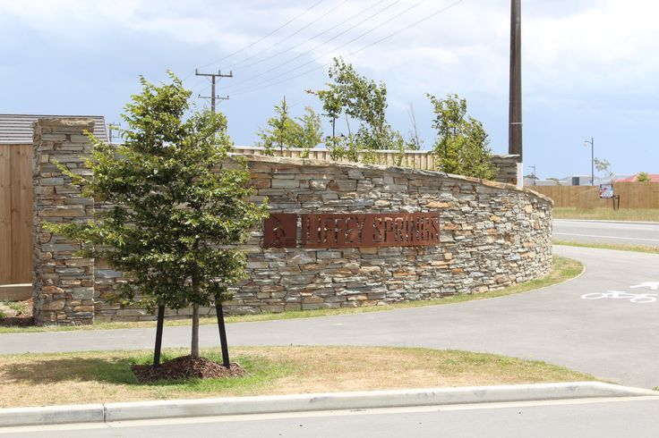 Christchurch landscape architect Liffey Springs - Sub Division, Lincoln, NZ