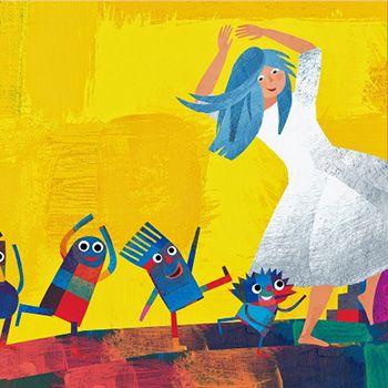 Musica, maestro! Tempi, ritmo e bianco & nero nell'albo illustrato - Libri Calzelunghe