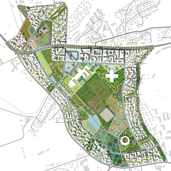 Urban Green Zone | Yanko Design