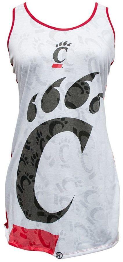 Women's Cincinnati Bearcats Cameo Nightgown