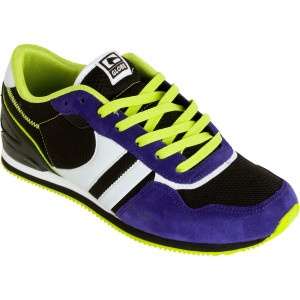 Globe Skate Shoes Swagger Black Violet Lime   eBay