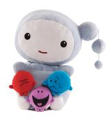 Kimochis®  dolls with interchangeable feelings attachments