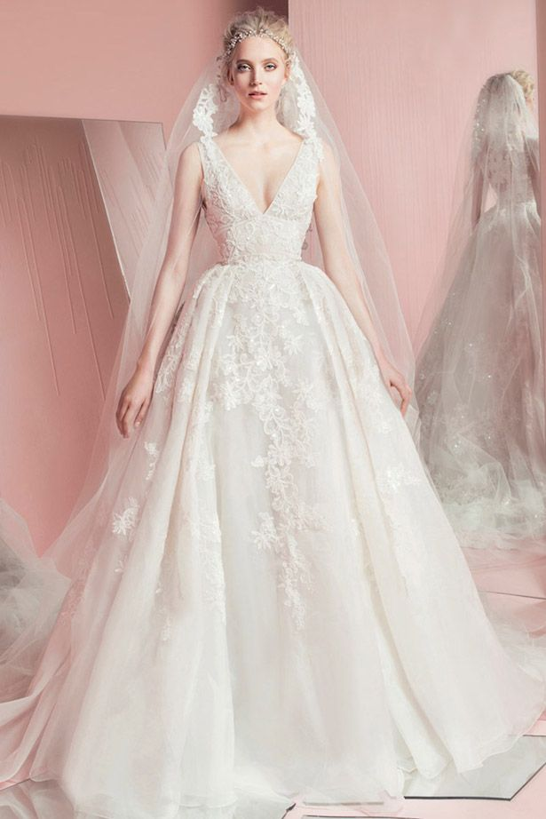 179 best Zuhair Murad 2015 / 2016 / 2017 Bridal images on Pinterest ...