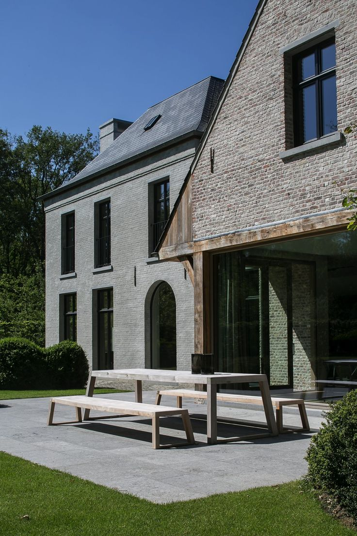'D' Architectural Concepts - Project VM Schilde - Hoog ■ Exclusieve woon- en tuin inspiratie.