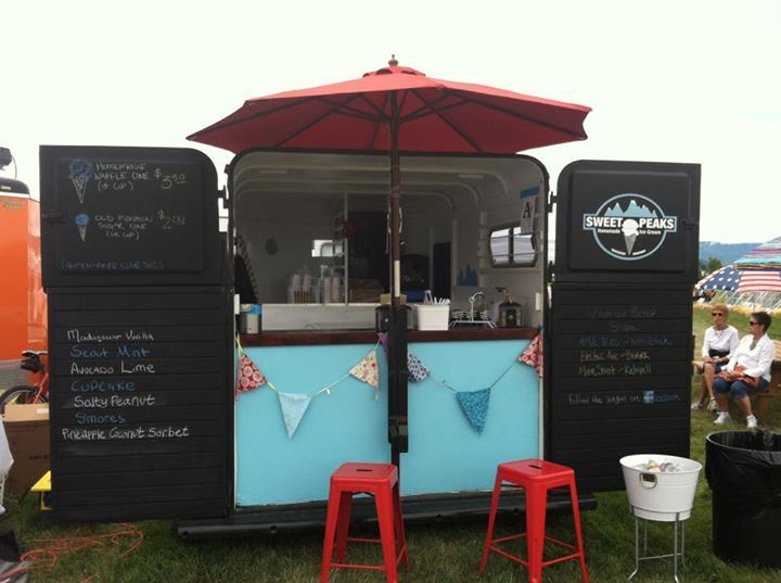 Food Truck Facebook Page