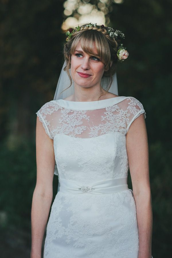 Wedding Bangs Fringe Bride Hair http://www.weheartpictures.com/