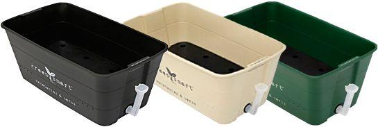 Green Smart pots