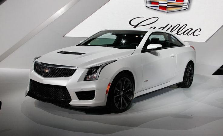 2016 Cadillac ATS-V and CTS-V SEDAN