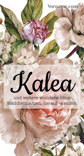 Viele Mädchennamen enden auf a. Wir haben eine Liste mit wunderschönen Vornamen für Deine Tochter zusammengestellt.