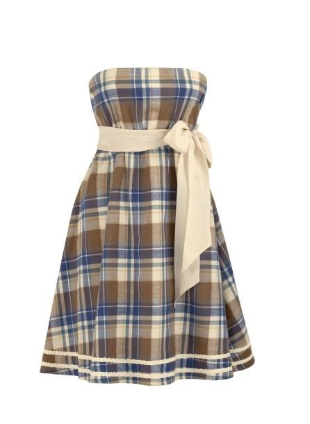 Dress (Mod. DA9003-630) Fall/Winter 2012-2013 by Duck Farm