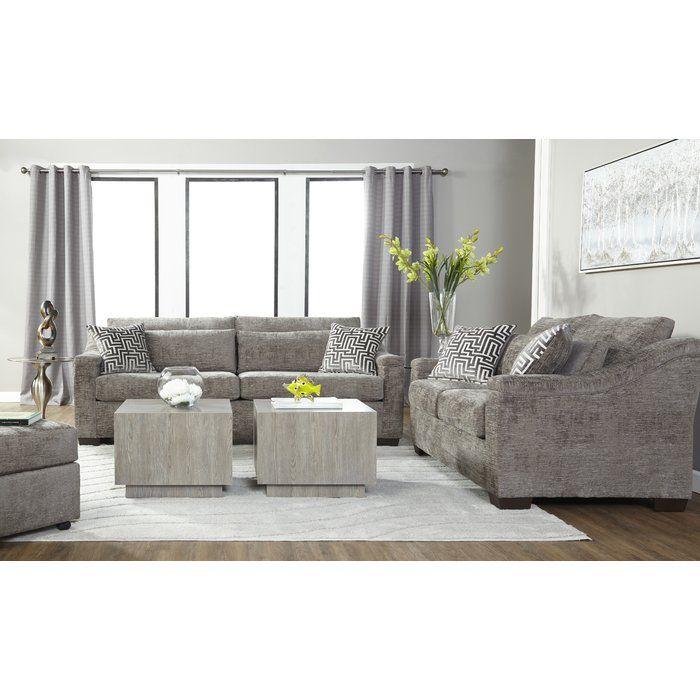 Ebern Designs Pershing Configurable Living Room Set Reviews Wayfair Living Room Sets Contemporary Living Room Furniture Trendy Living Rooms