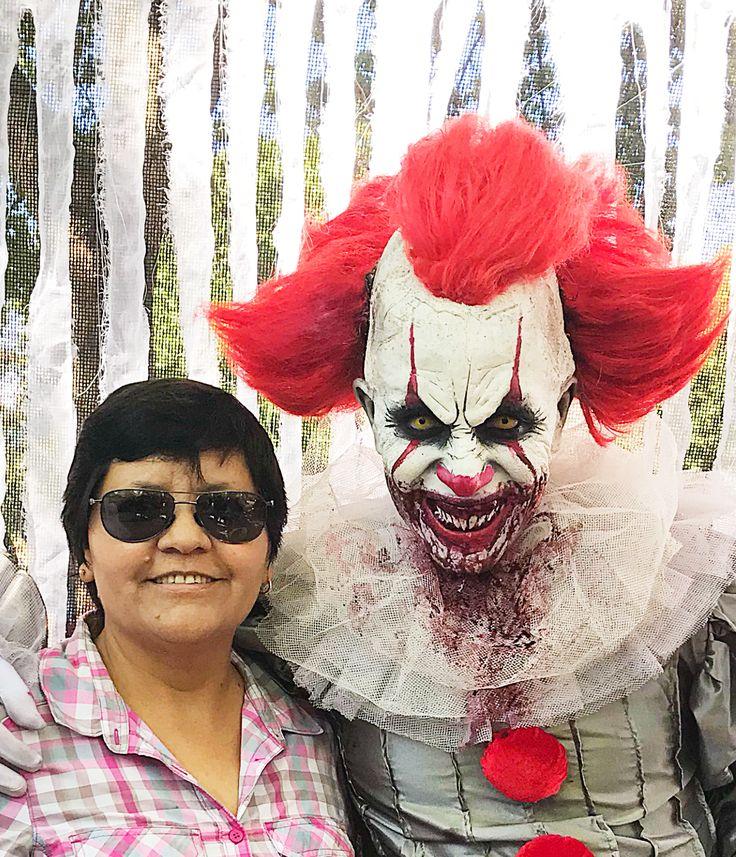 Con LAMORTECORP EN #Zombiewalk Chile 2017