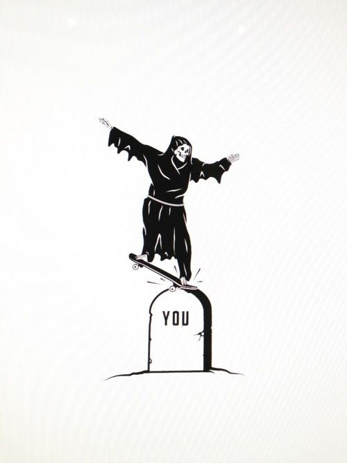 #death #skate