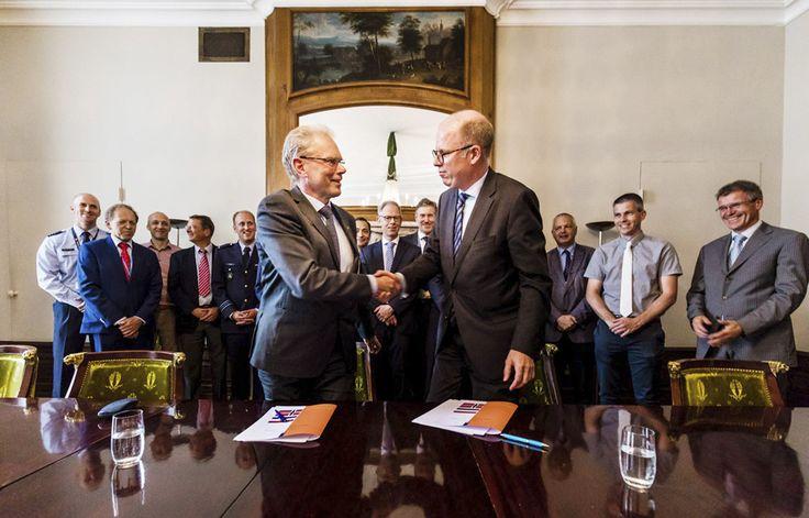 Nederland en Noorwegen Gaan Samenwerken in Ruimtevaart