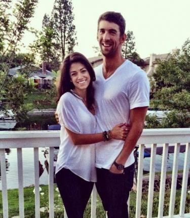 Michael Phelps, fiancee Nicole Johnson expecting first child - UPI.com