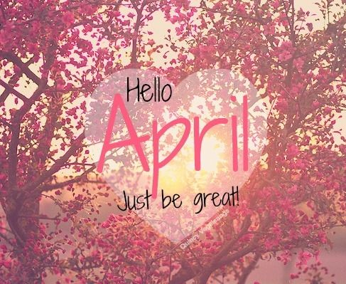 Wishing you a lovely April! Hope you don't get fooled :) Greetings from www.AntigoniLivieratou.com