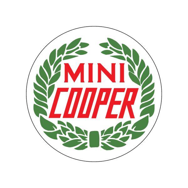 Mini Cooper Logo | Grill Badges | Pinterest | Logos, Mini ...