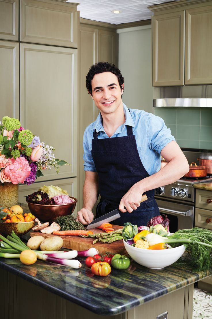 Zac Posen Talks Cooking Secrets and Fake Food The designer revealed his most scrumptious tips—and biggest culinary disaster—at a signing for new book, Cooking with Zac