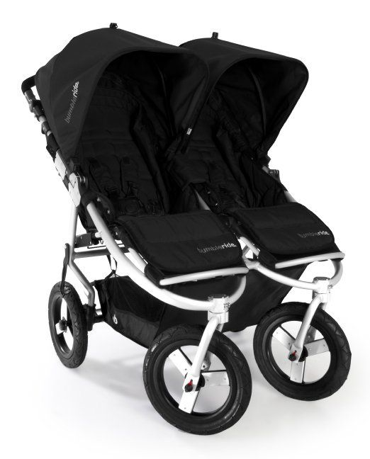 Bumbleride Indie Twin Stroller - best 5 baby double stroller for twins with carseats
