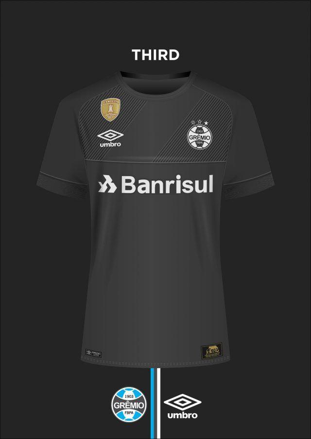 Leitor MDF  Camisas do Grêmio FBPA 2018-2019 Umbro (Felipe Felicetti ... a3ffd53b22e10