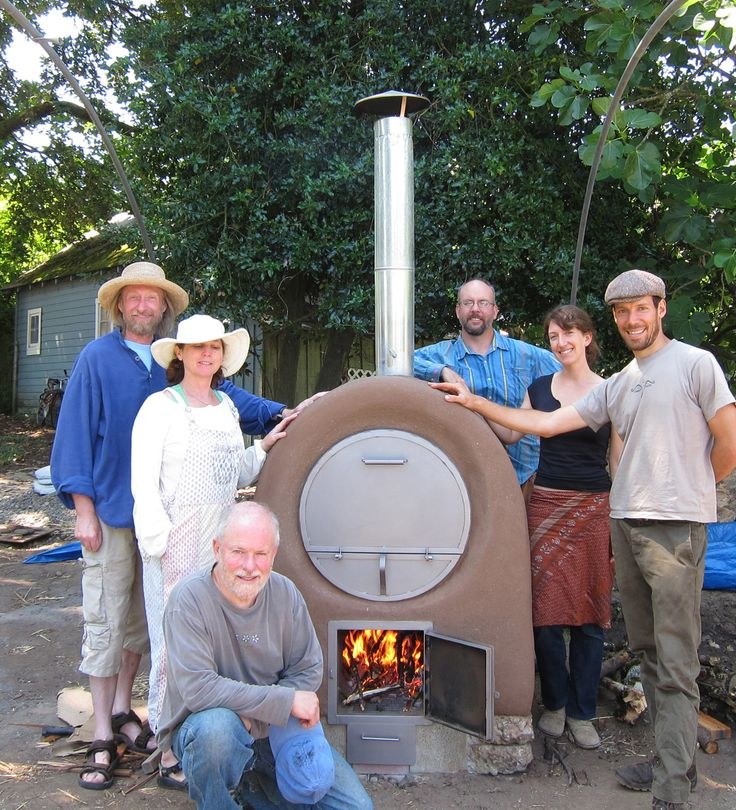 Barrel Oven | New Outdoor DIY Pizza Oven | Build Your Own Barrel Oven