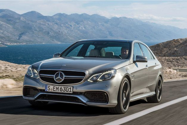 Spanish authorities impound fleet of Mercedes E63 AMGs on media test drive