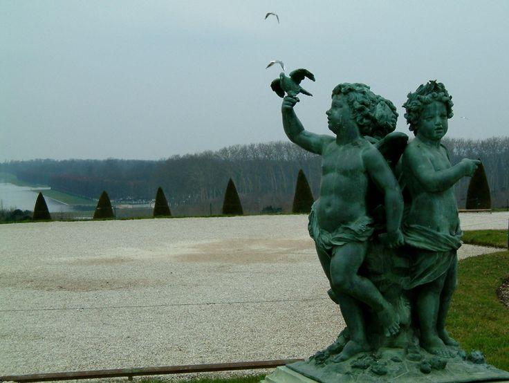 Palace Versailles, France, 2004