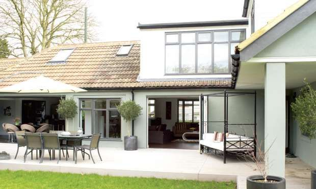 Side kitchen and loft extension | Real Homes