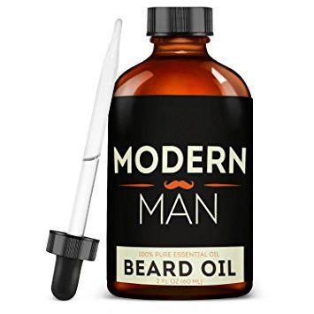 Aceite Para La Barba Natural Y Organico – Aceite Para Hacer Crecer La Barba Y El Vello Facial Mas… Review