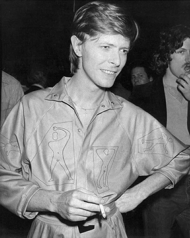 Studio 54, New York, May 24, 1979 © Adam Scull | New York Post Archives | David Bowie