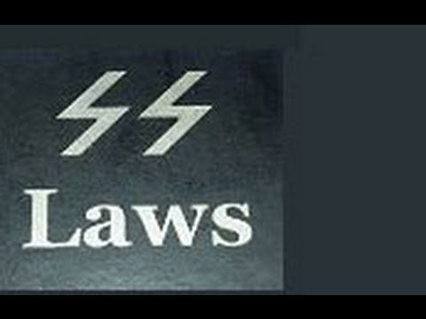 Video: Hitler's Elite: The Laws of the SS Order
