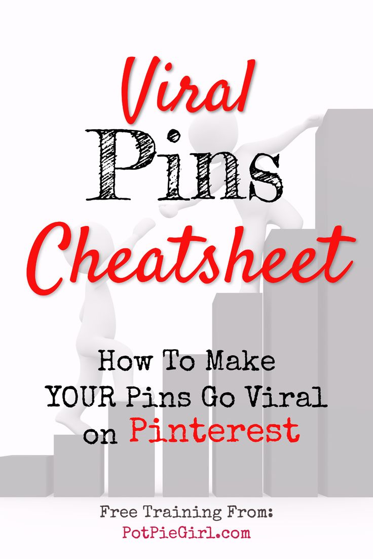 Trending and viral home decor pins on Pinterest right NOW - blog post ideas from PotPieGirl & tips to make YOUR pins go VIRAL on Pinterest (FREE CHEATSHEET)