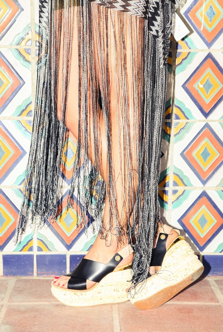 Fringe-it: http://www.thecoveteur.com/lily-kwong-festival-style/: Shoes, Lowest Price, Fashion Style, Fringe Affair, High Summer, Da Urloooo, Fringe Style, Christmas Gifts