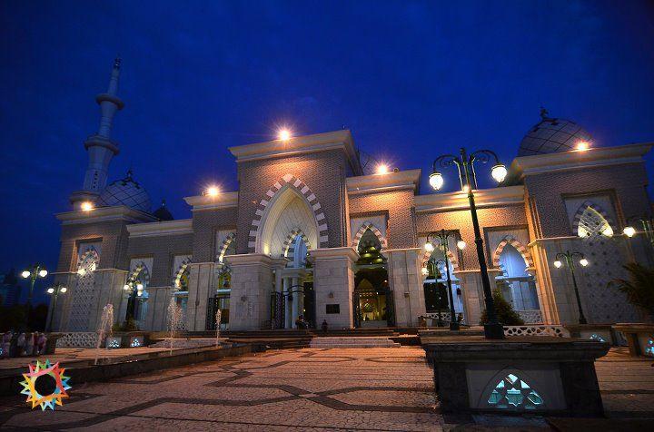 Great Mosque in Makassar, Indonesia