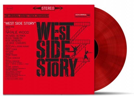 Online veilinghuis Catawiki: Leonard Bernstein - OST West Side Story * 2LP 180 gram audiophile: limited