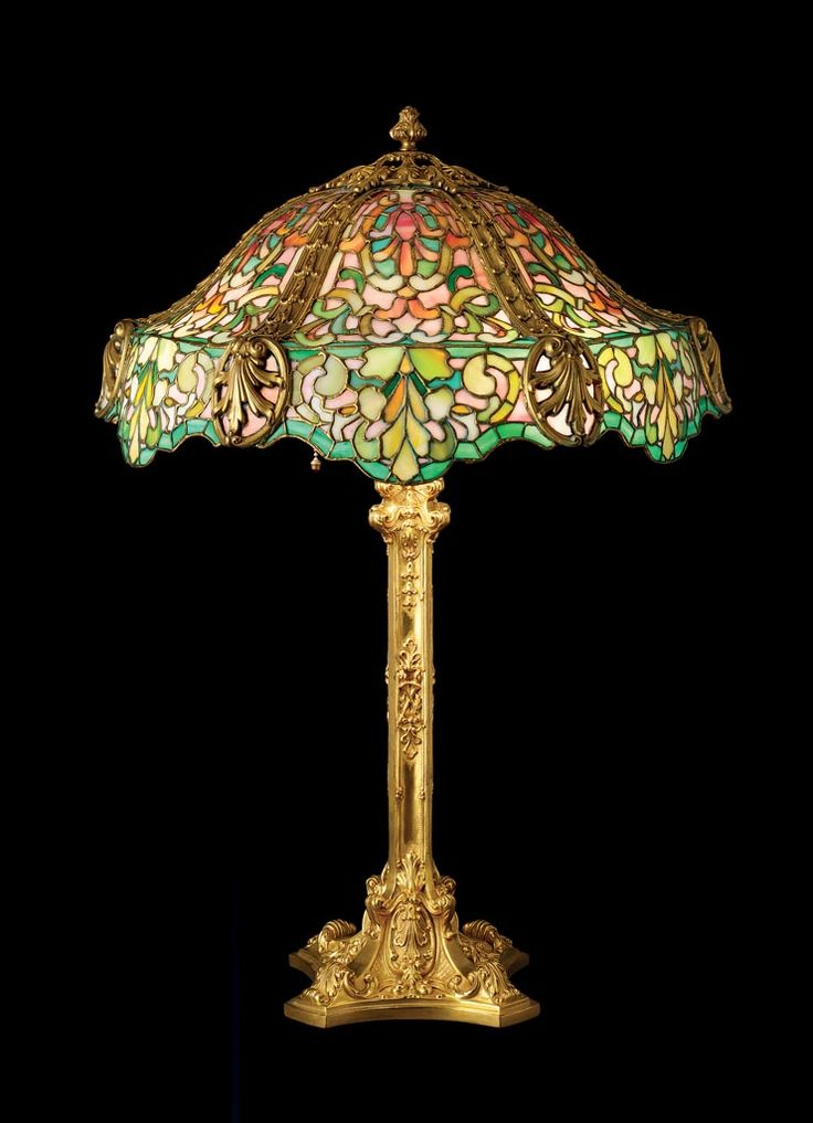 Stained Glass Lamp ~ Tiffany and Gallé and the masters of Art Nouveau at  the Capitoline Museums - 239 Best Shades Of The Past Images On Pinterest Victorian Lamps