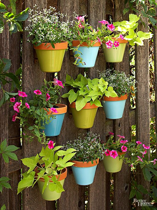 Add privacy and structure to your garden with one of our stylish and practical fence ideas.