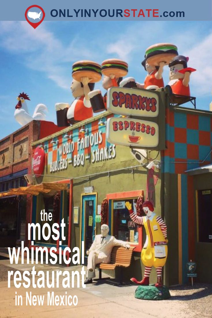 191 best new mexico images on pinterest new mexico news mexico the most whimsical restaurant in new mexico belongs on your bucket list jeuxipadfo Image collections