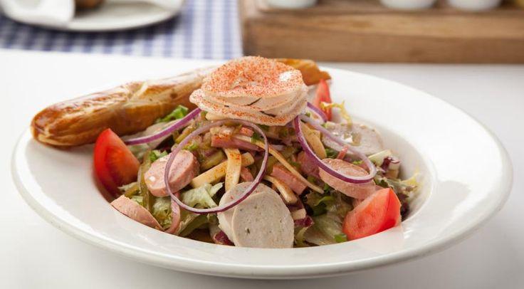Рецепт мюнхинский салат