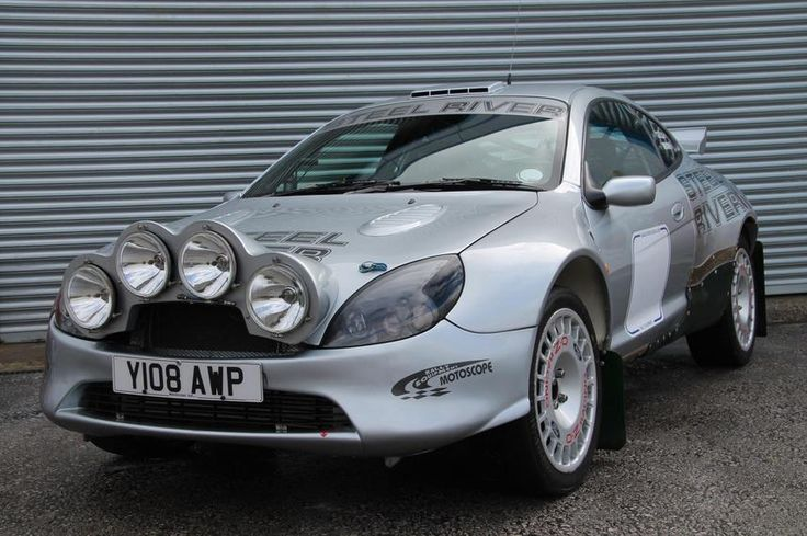 Domestic Auto Transport This is how we Rock. #LGMSports haul it with http://LGMSports.com Ford Puma for sale in Chester Cheshire United Kingdom | Classic and Performance Car