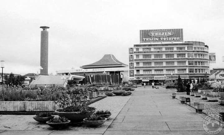 Aloen-Aloen Bandung, 1980an