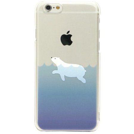 Cover iPhone 5/5S, TrendyBox Cute Case Cover per iPhone 5 5S + 0.3mm Vetro Temperato Pellicola Protettiva + Gufo Cinghia Telefono (Pinguino Volante): Amazon.it: Elettronica