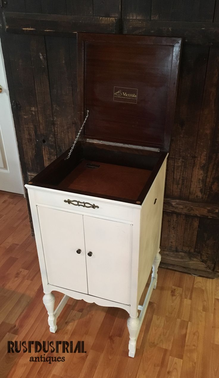 vintage record player cabinet 17 best repurposed record player images on 27998