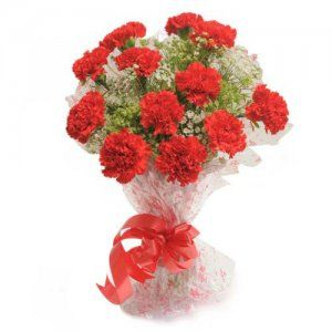 Way2flowers offers beautiful carnation bouquet delivery anywhere in India with free shipping. @way2flowers  Place your order here: http://www.way2flowers.com/flowers/carnations