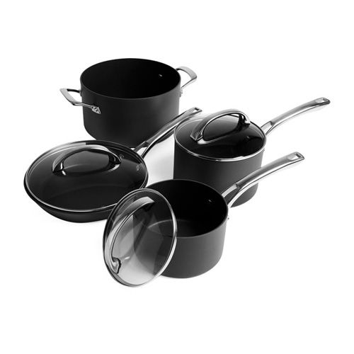 Anolon Hard Anodised 4pc Cookware Set- Buy Now & Save! $120