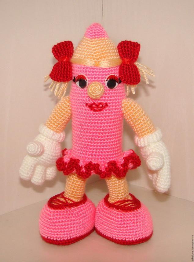 Малыши-карандаши - Ярмарка Мастеров - ручная работа, handmade