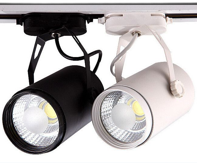 High Power  25W COB LED rail light  25W LED rail spot light ceiling LED rail spotlight25W rail LED spot 85~265V/AC - ICON2 Luxury Designer Fixures   #High #Power # #25W #COB #LED #rail #light # #25W #LED #rail #spot #light #ceiling #LED #rail #spotlight25W #rail #LED #spot #85~265V/AC