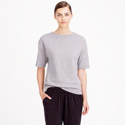 J.Crew - Demylee™ Brooke fleece top