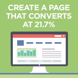 Create a Page that Converts at 21.7%