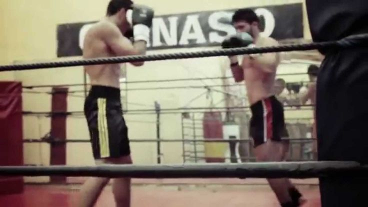 NEW VIDEOCLIP! Trap & Kickboxing is a good combination, ain't it?
